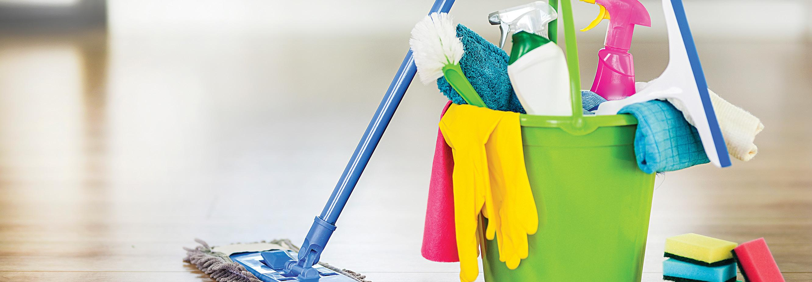 Page 40 of A Clean Slate –The Ultimate Spring Cleaning Checklist