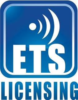 Page 32 of ETS LICENSING 2021 opens with exciting news