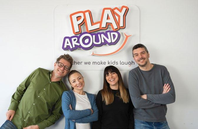 Page 42 of PLAY AROUND Play Around launches the MeteoHeroes toy line
