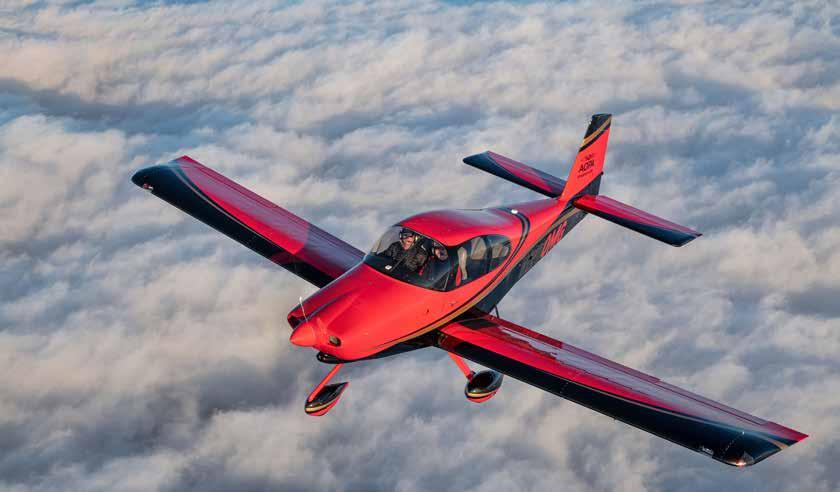 Page 40 of AOPA Sweepstakes RV-10 Awarded