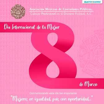 """Page 30 of Mujeres en igualdad, país con oportunidad"""": conmemora AMCP Día Internacional de la Mujer"""