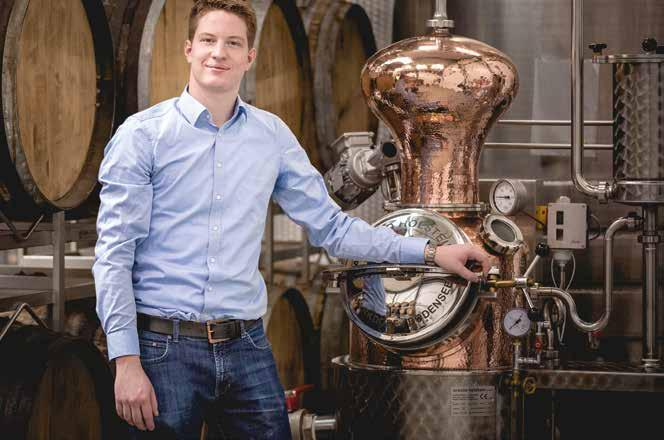 Page 35 of YOUNG CRAFT DISTILLER OF THE YEAR