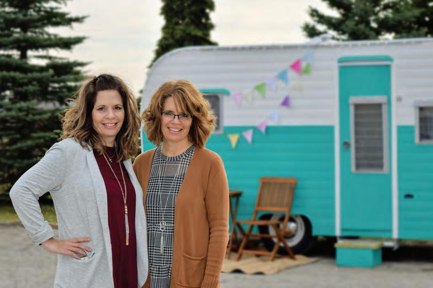 Page 46 of It's Her Business: FARGO GLAMPING
