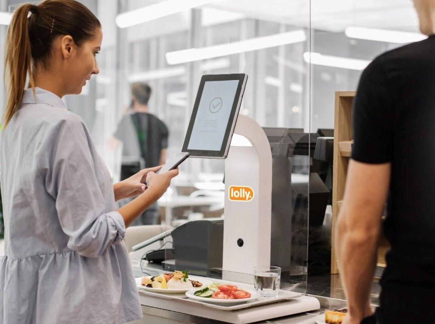 Page 40 of AI Becomes Reality for Hospitality: It's Lolly Launches Lolly Snapserve
