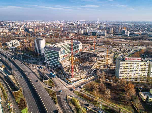 Page 18 of Gondolatok a környezettudatos irodaház tervezéséről a Budapest One kapcsán