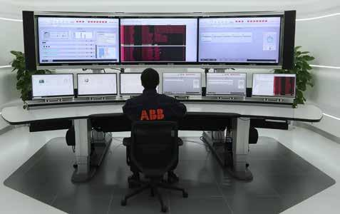 Page 76 of ABB condition monitoring software commissioned in China