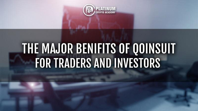 Page 28 of MAJOR BENEFITS OF THE QOINSUIT PLATFORM THAT TRADERS AND INVESTORS WILL ENJOY