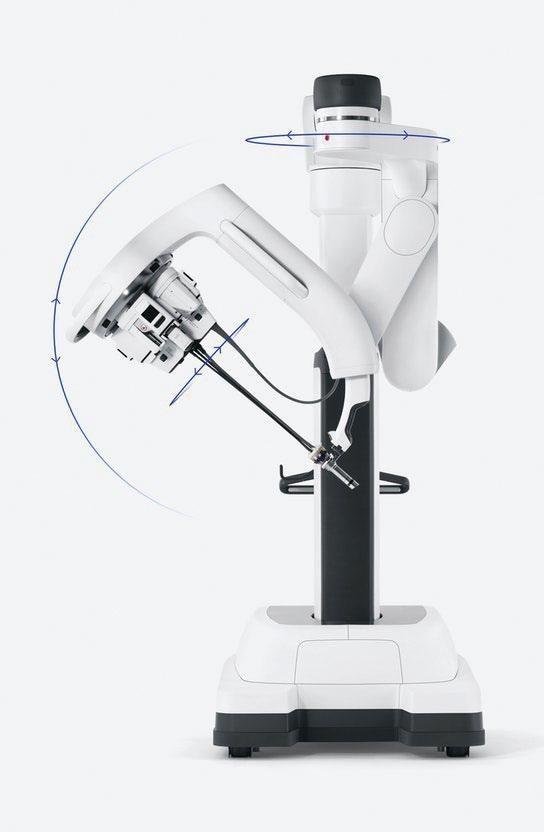 Page 58 of da Vinci SP Robot
