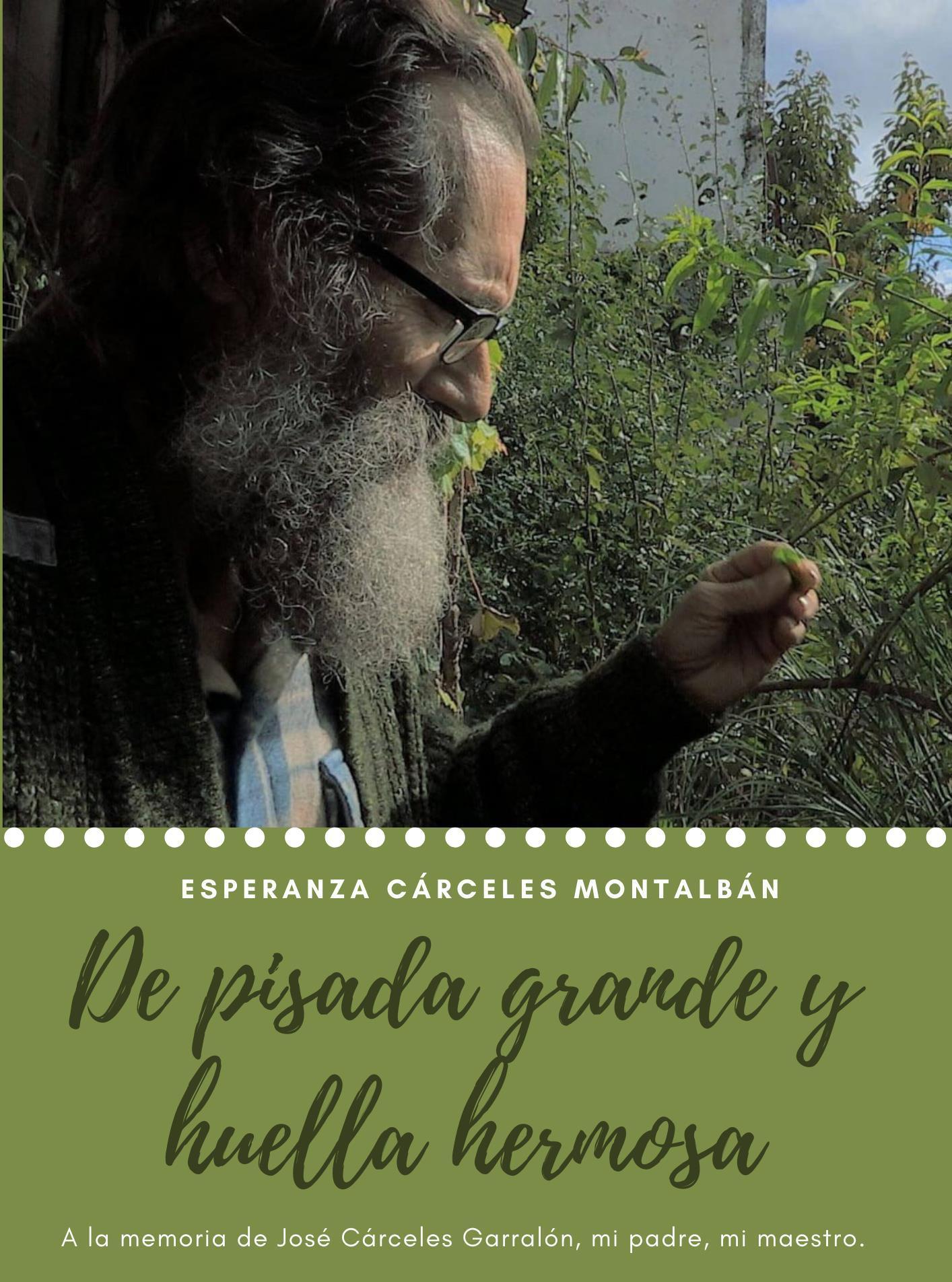 Page 34 of De pisada grande y huella hermosa Esperanza Cárceles