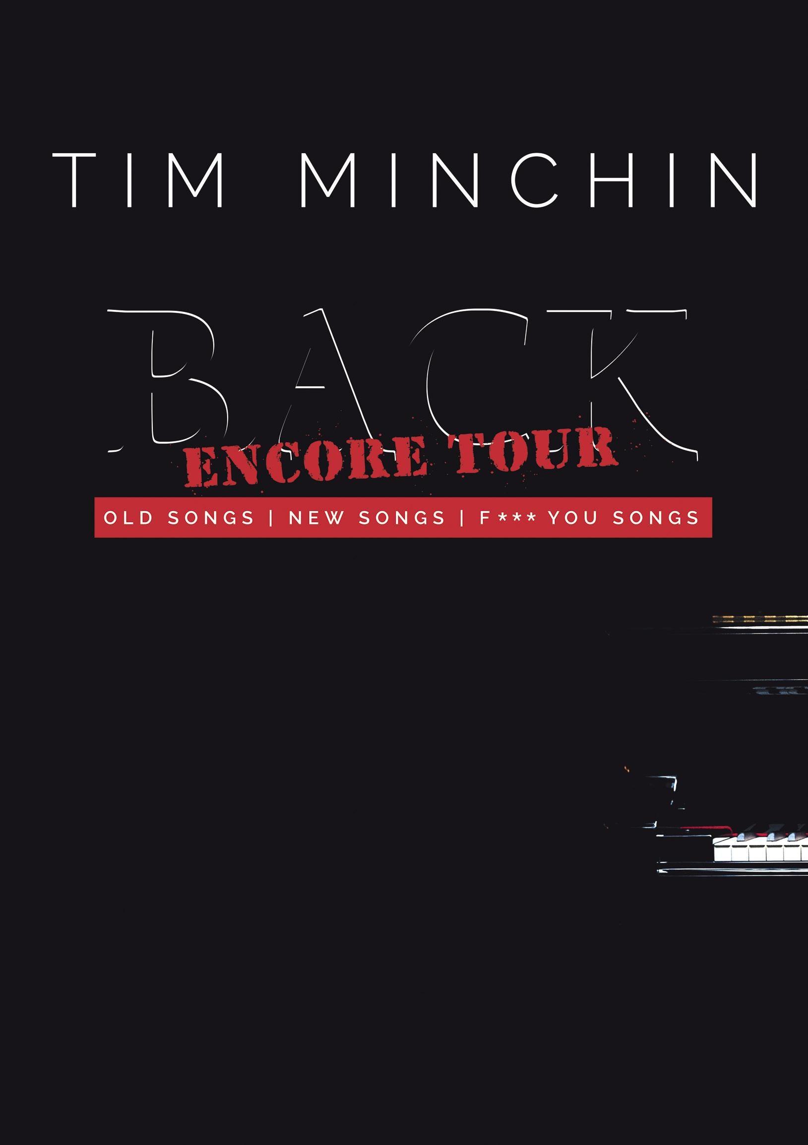 Page 18 of Tim Minchin – BACK