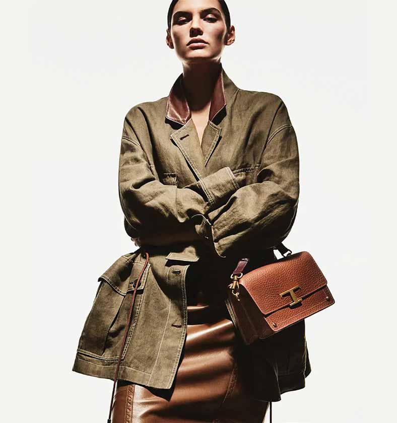 Page 18 of TOD'S - ITALIAN STYLE REDEFINED