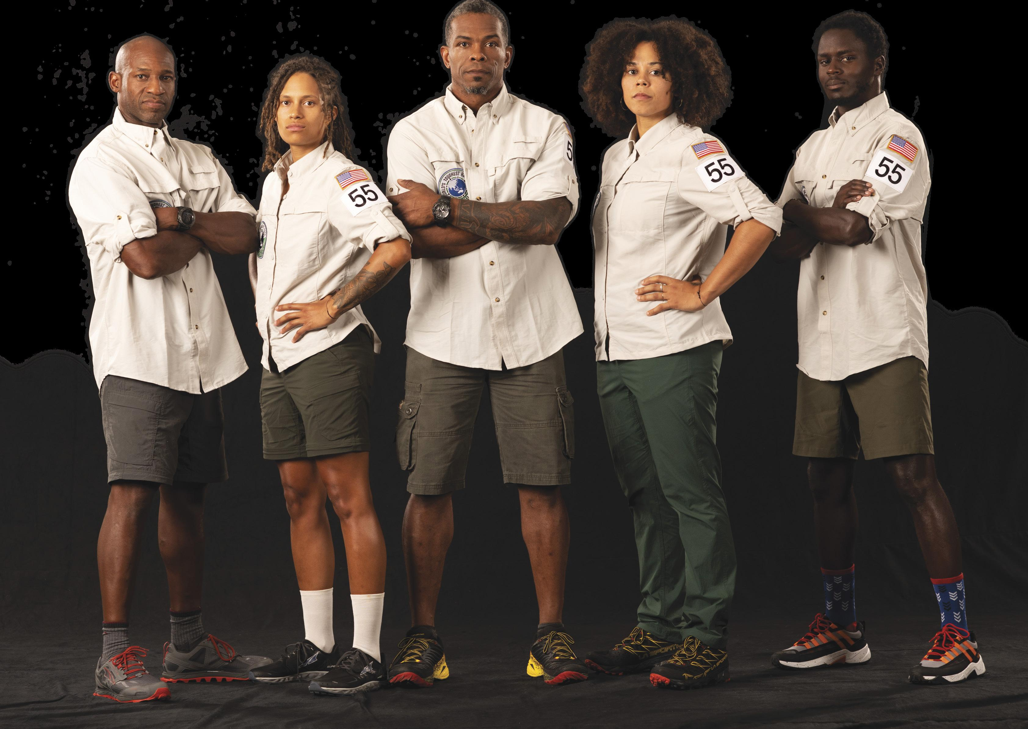 Page 24 of Team Onyx: First Entirely African American Adventure Racing Team