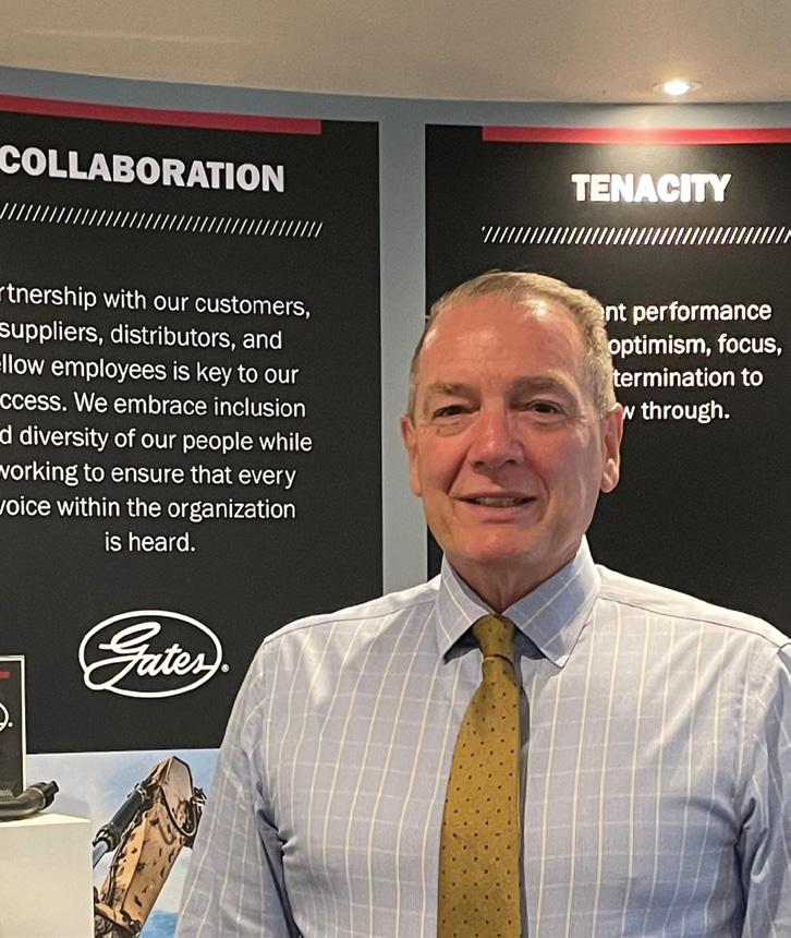 Page 62 of Member Feature - Gates Australia - belted up for a dynamic future
