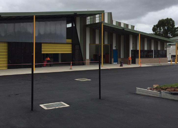 Page 14 of New Box Hill Institute Trade Training Centre