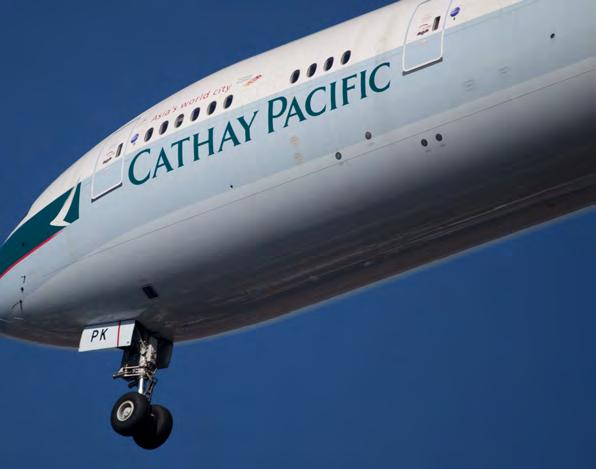 Page 10 of Cathay Pacific suffers $21.6b loss