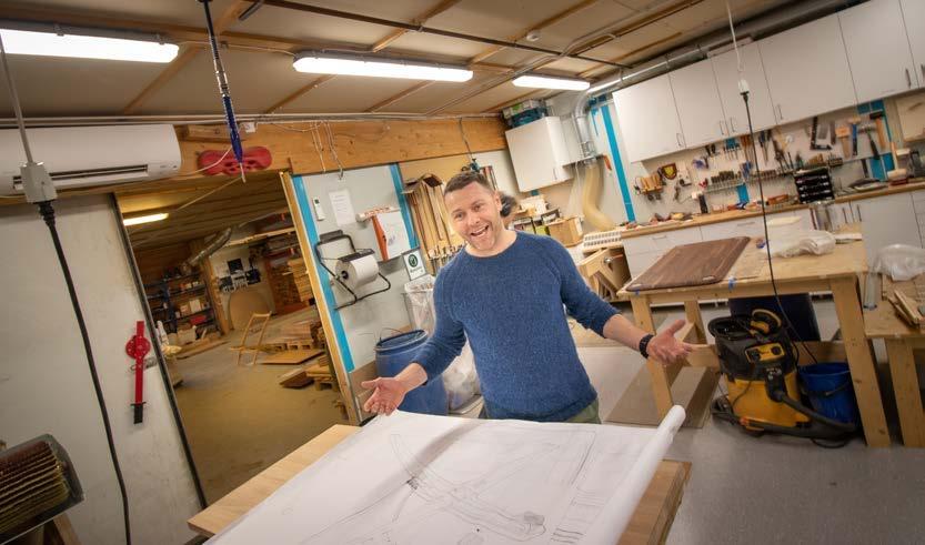 Page 32 of Produserer gamle norske design møbler