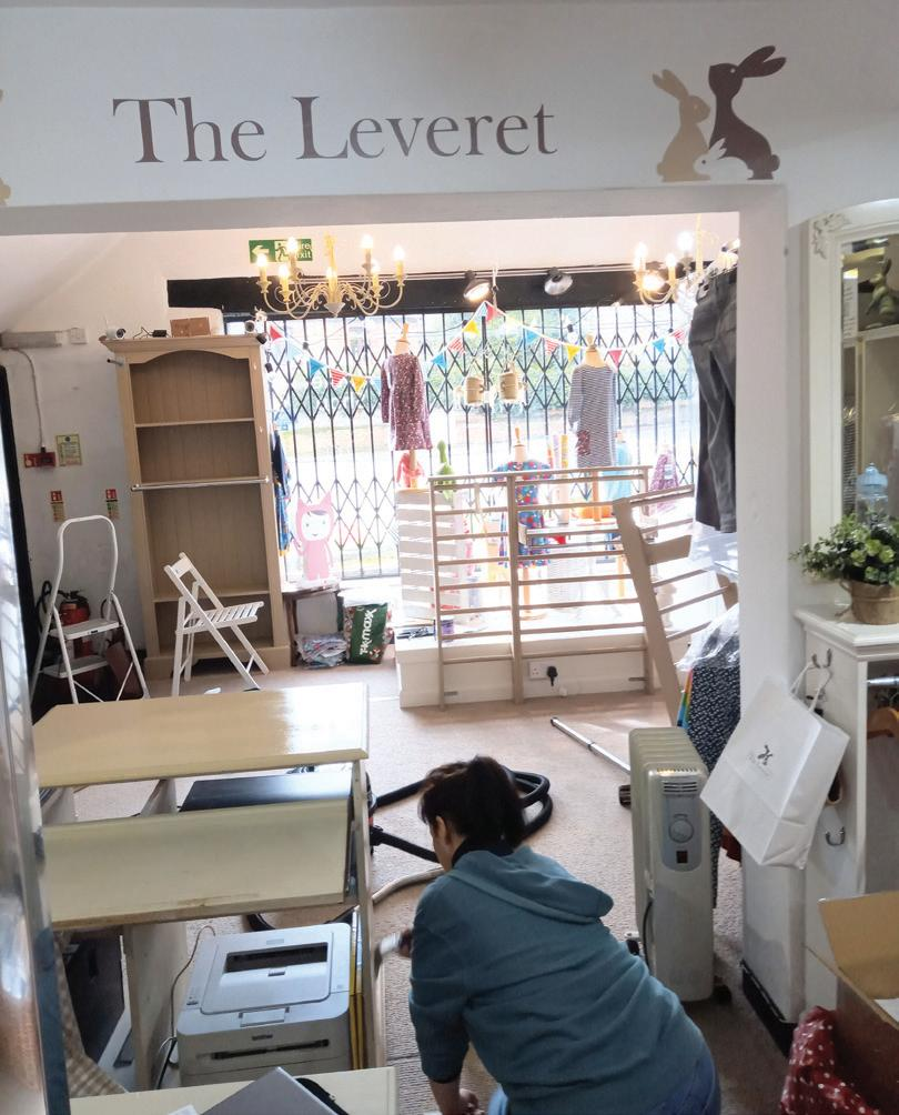 Page 74 of Retailer in Numbers: The Leveret, Amersham