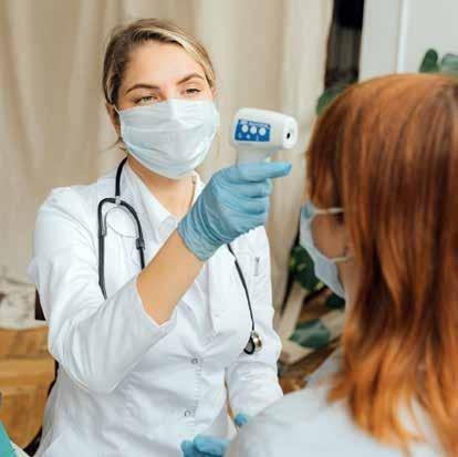 Page 16 of La pandemia a ambos lados de la barrera sanitaria