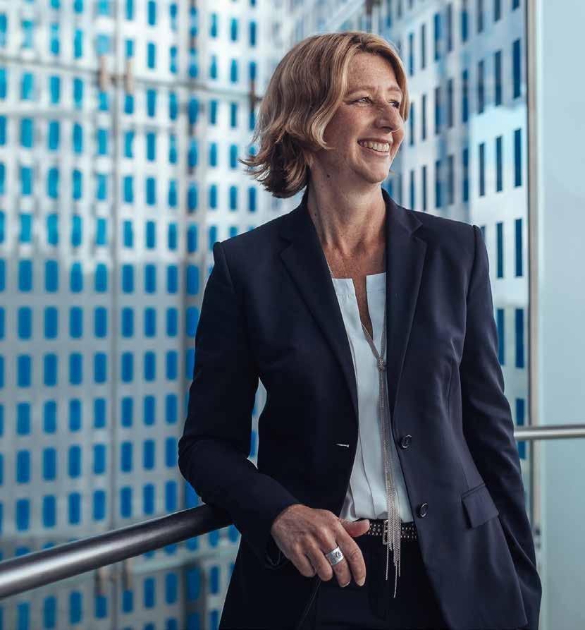 Page 46 of La CEO de DHL Consulting analiza la necesidad de un lugar de trabajo verdaderamente diverso e inclusivo