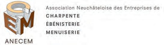 Page 416 of ANECEM Association Neuchâteloise des Entreprises de Charpentes, Ebénisterie et Menuiserie