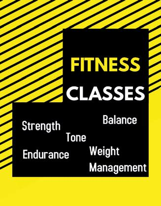 Page 10 of Fitness Classes