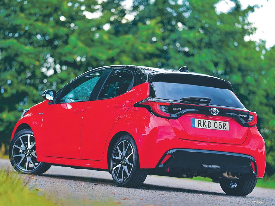 Page 28 of Biltest: Toyota Yaris
