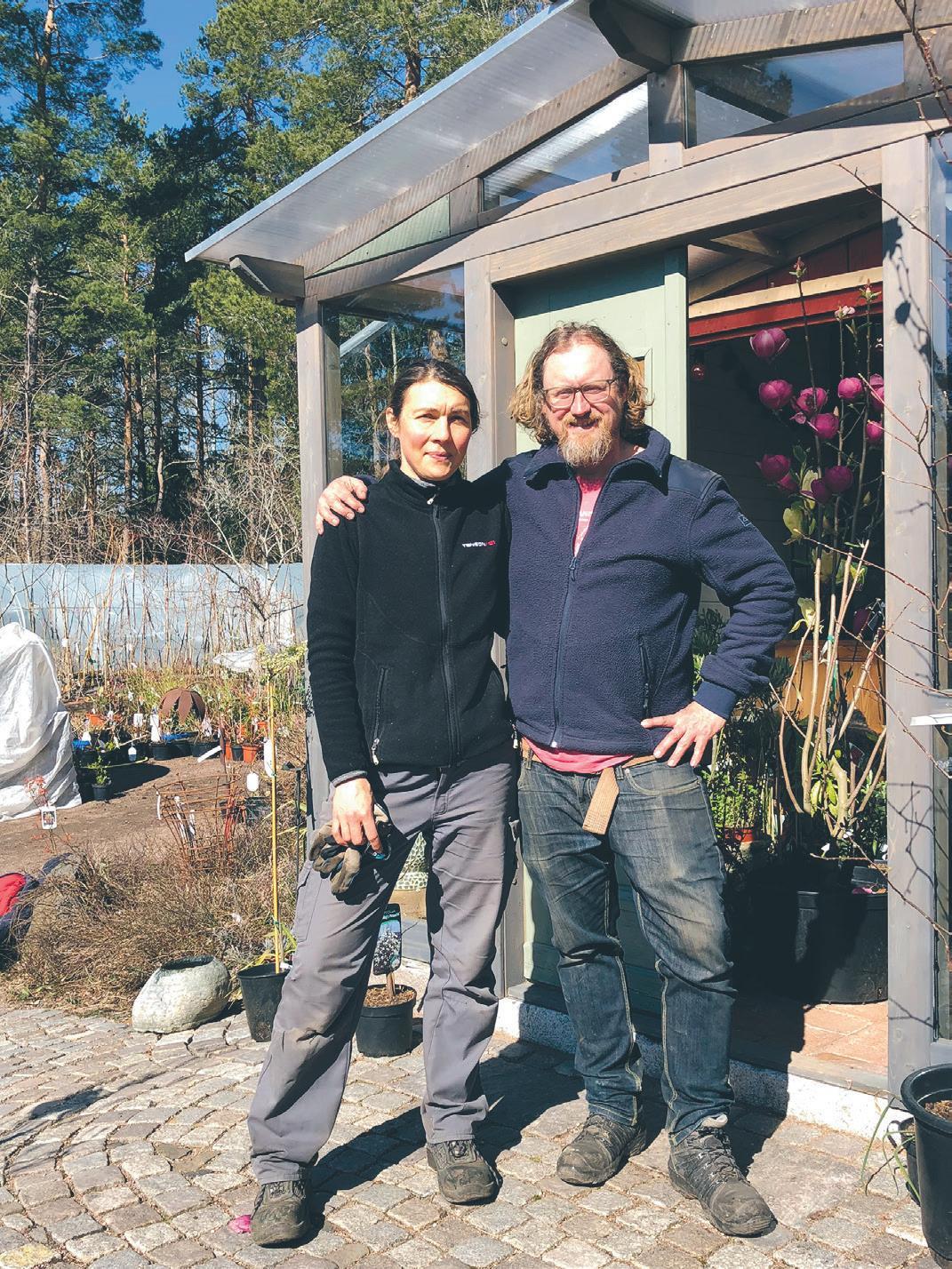 Page 19 of Stolpens trädgård redo för högsäsong