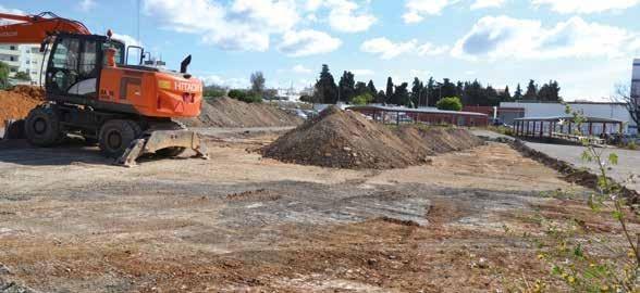 Page 16 of um novo anfiteatro ao ar livre, espaços verdes e preservação das cantarias da Quinta dos Morais