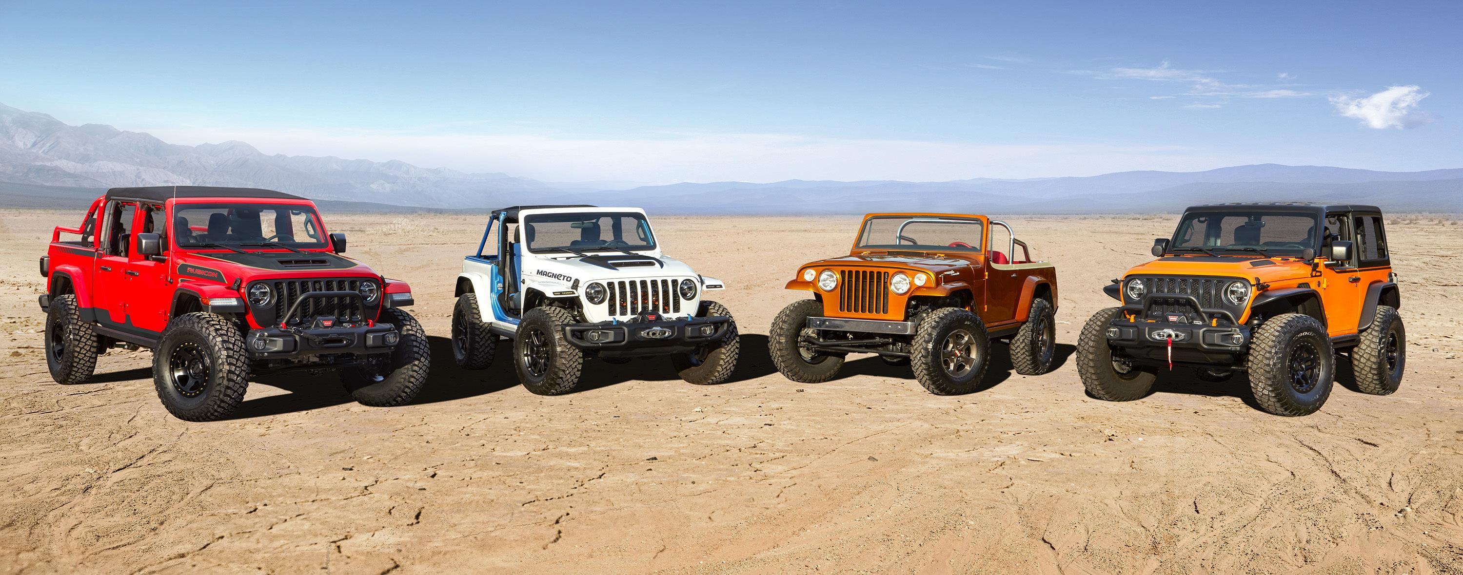 Page 44 of JEEP'S CONCEPT VEHICLES