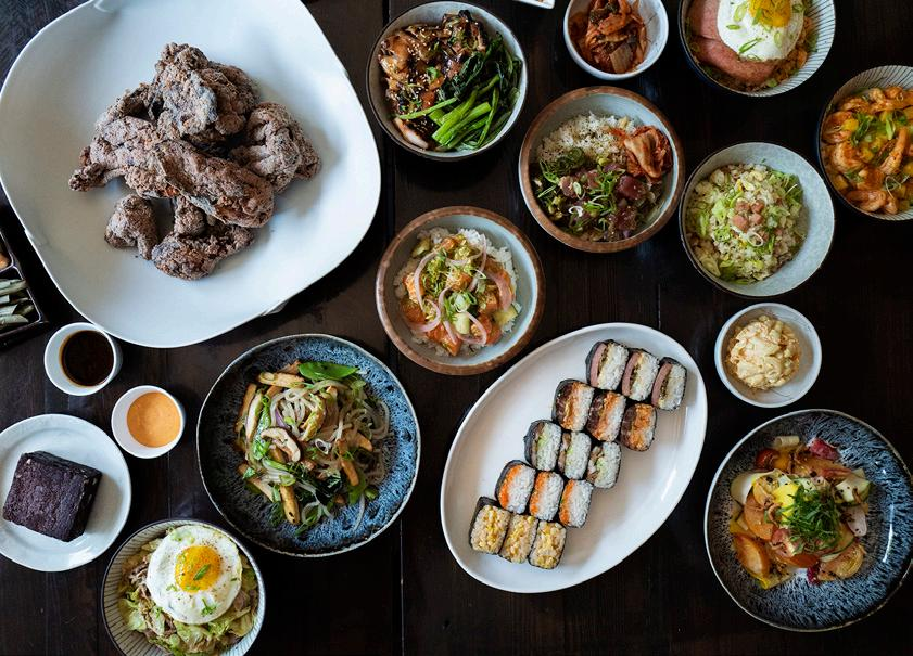 Page 62 of Noreetuh: Hawaiian Fare With An East Village Vibe
