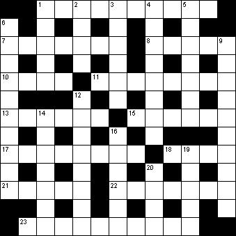 Page 10 of Crossword Puzzle