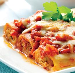 Page 10 of Recipe: Spinach and Ricotta Canneloni