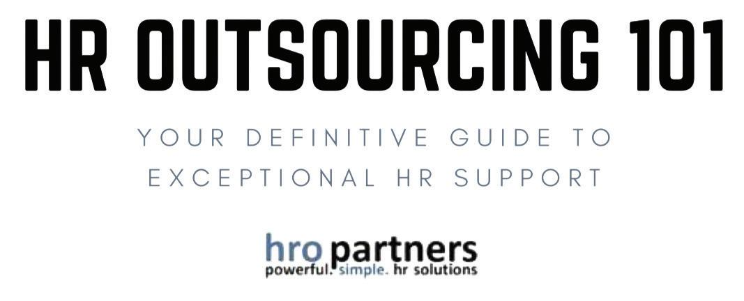 Page 20 of HR Outsourcing 101