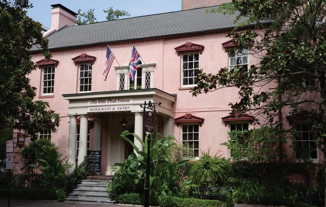 Page 38 of Old Savannah: The Olde Pink House
