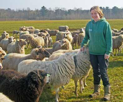 Page 14 of Yasmien Lenaerts: herderin streeft naar biodiversiteit