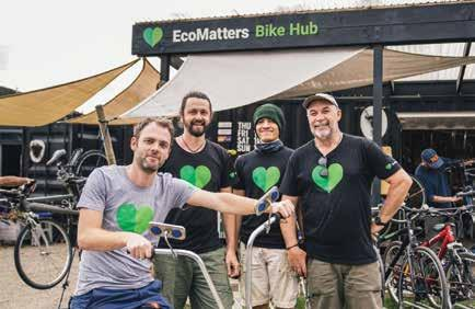 Page 18 of Local Bike Hubs win national transport award