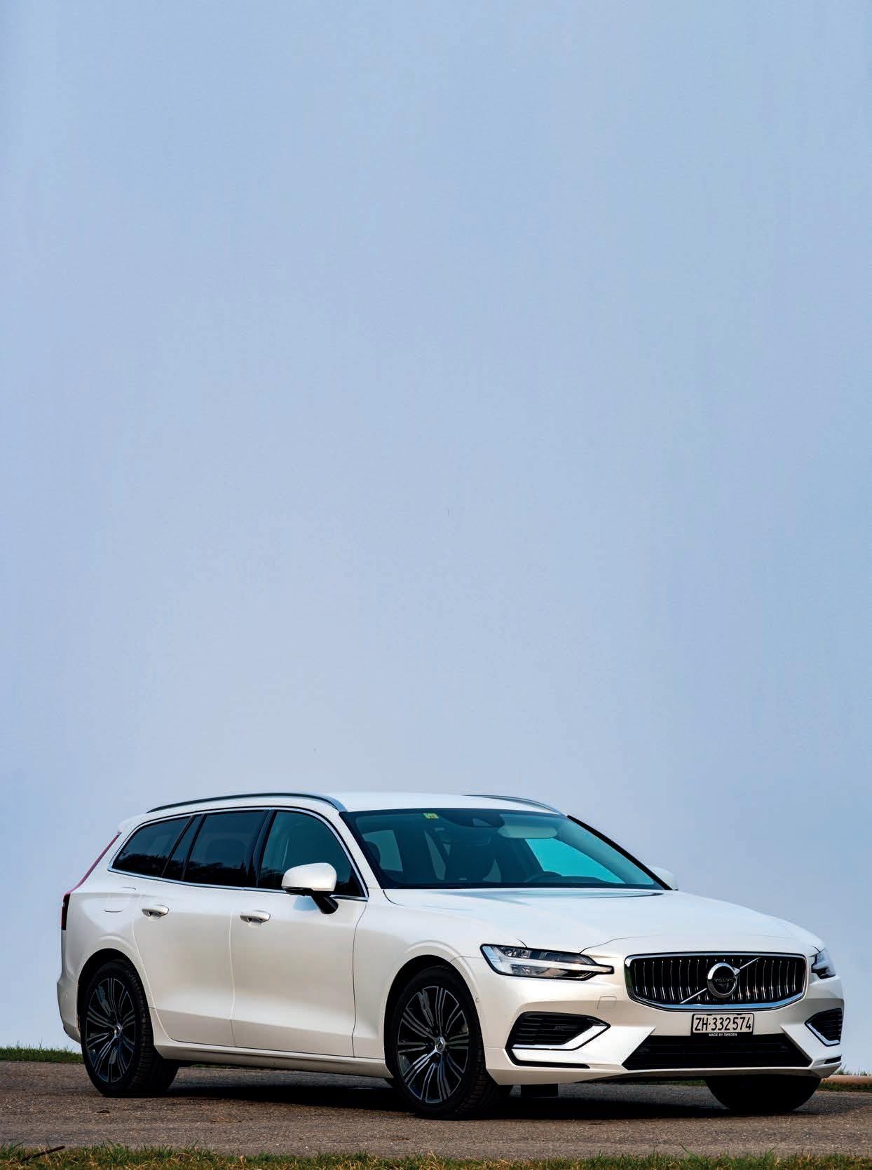 Page 50 of Rapporto di guida Volvo V60 T6 eAWD Recharge: Il genio del risparmio dell'estremo Nord