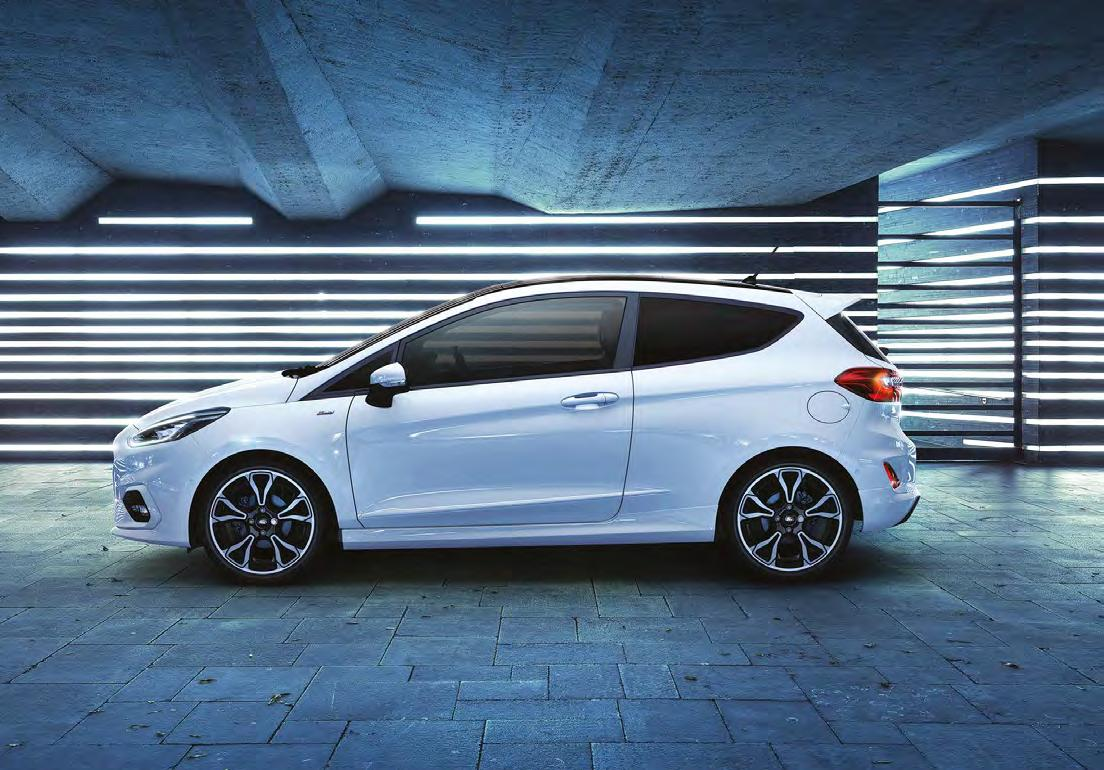 Page 58 of New Car Focus: Ford Fiesta
