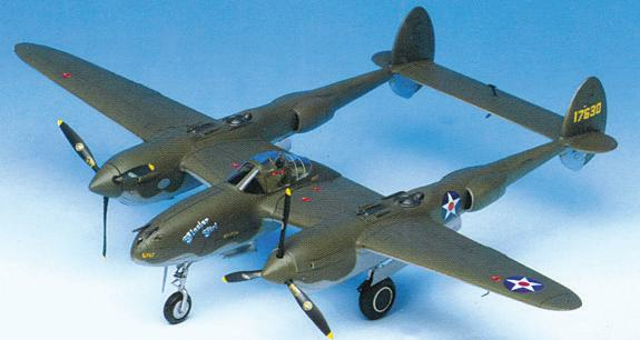 Page 8 of P-38 Lightning / P-39 Airacobra