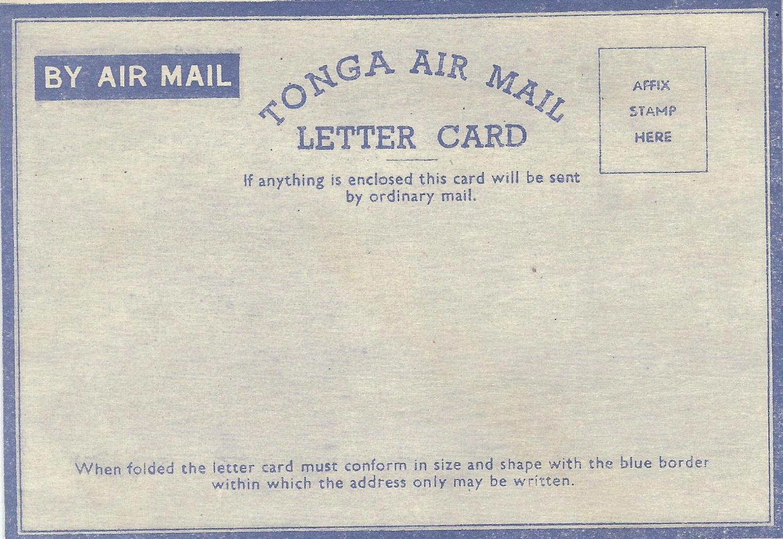 Page 22 of Postal Stationery : Ian McMahon
