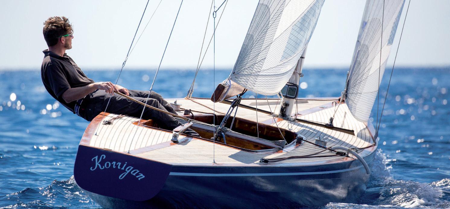 Page 54 of Gurvan Jaouen – Beautiful boats and classic regattas