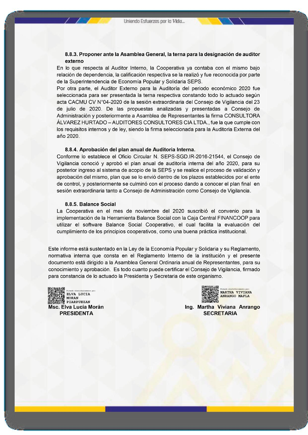 Page 88 of cooperativa