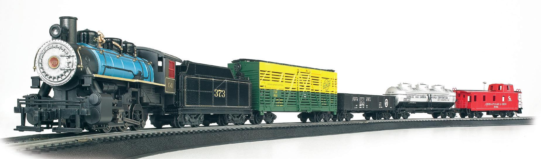 Page 4 of Bachmann Train Sets