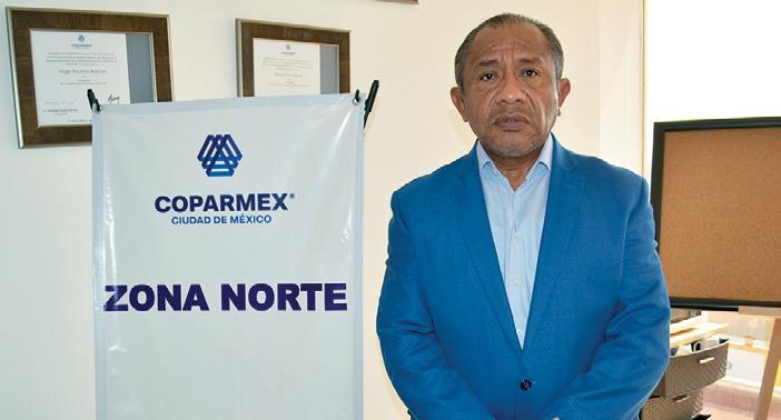 Page 17 of COPARMEX Zona Norte: Jorge Cruz Elizalde 26 años de profesionalismo y dedicación