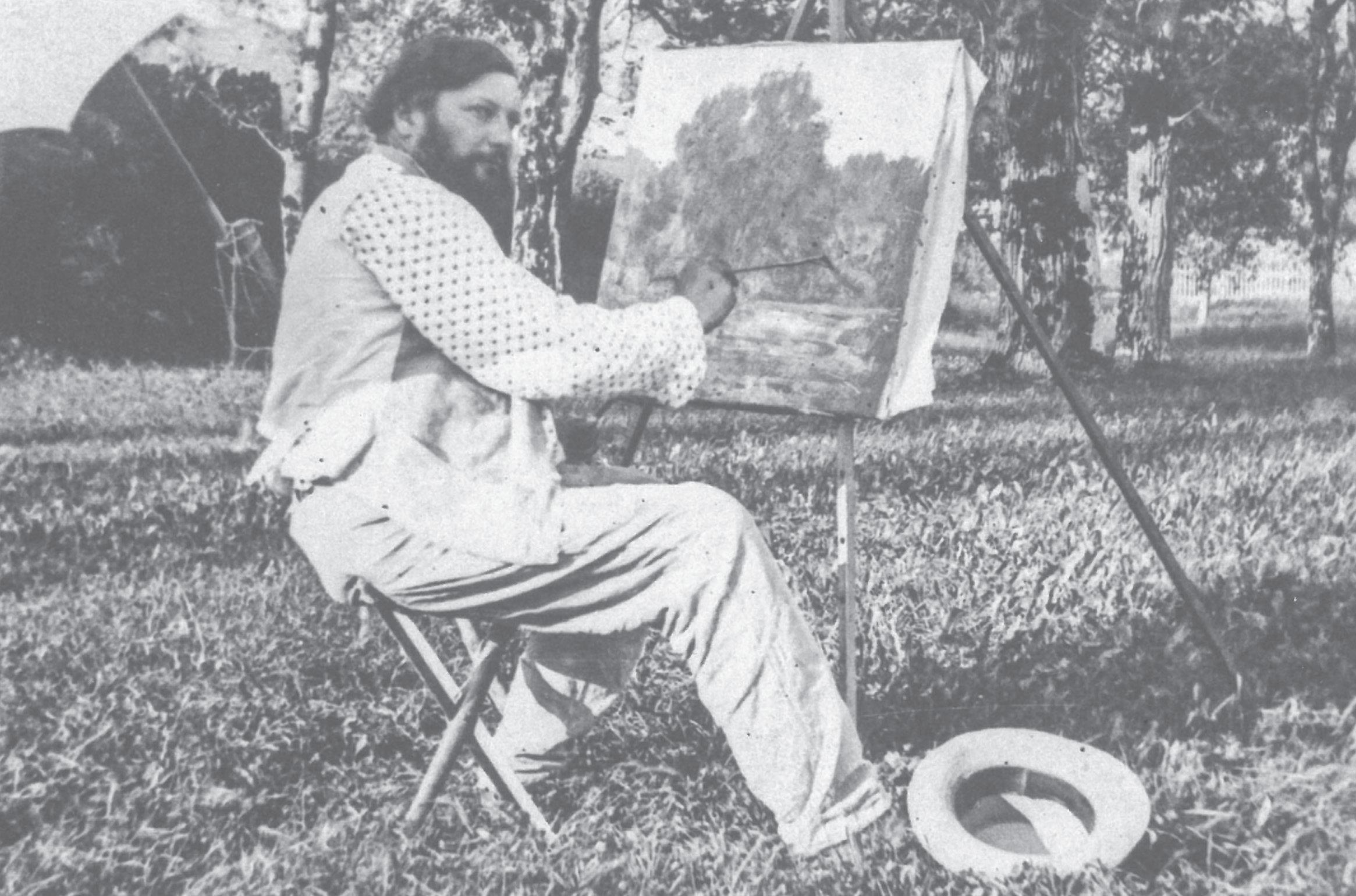 Page 14 of Les grands peintres du Léman Gustave Courbet, l'exil en Suisse d'un révolutionnaire