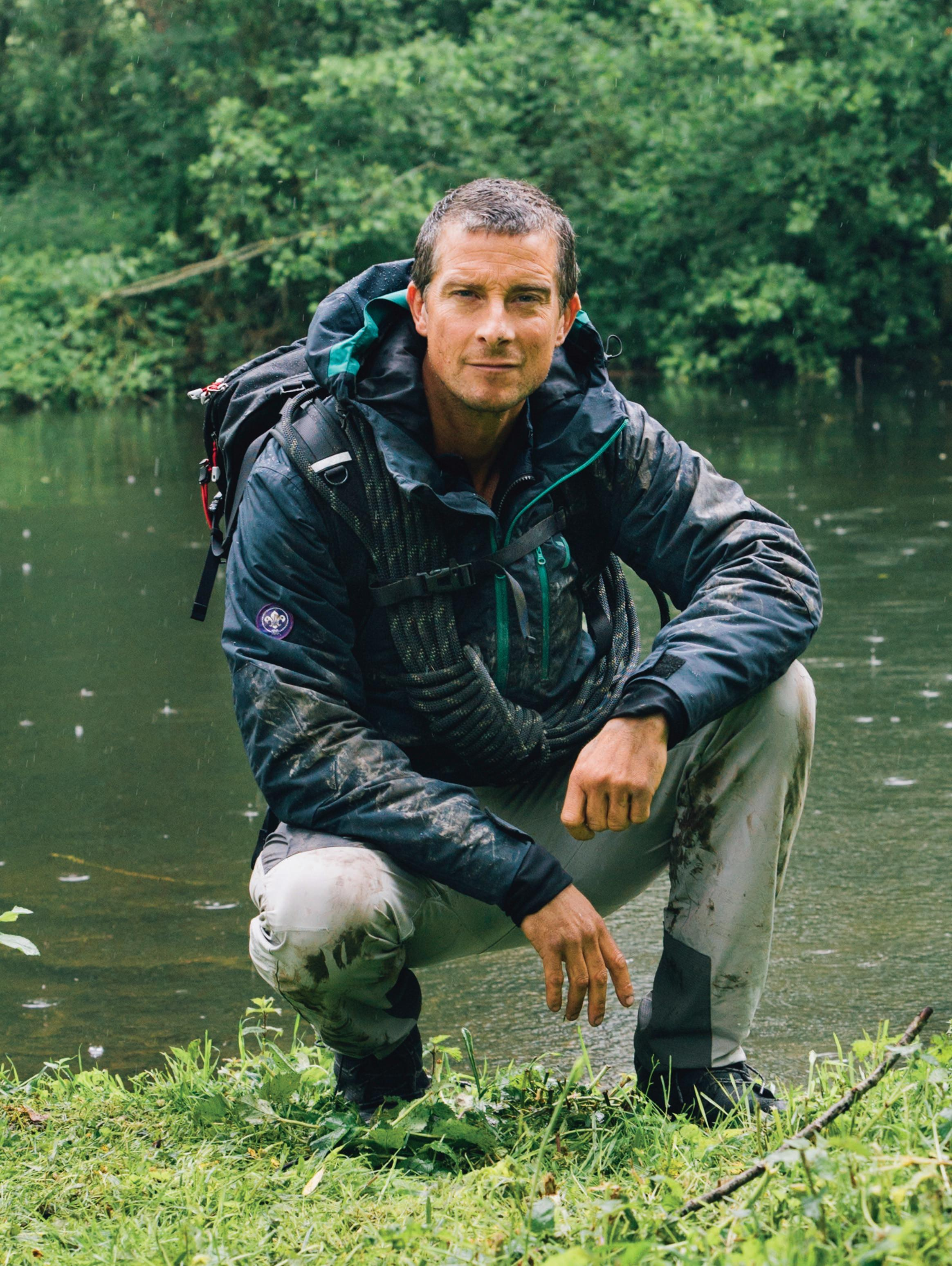 Page 30 of Talking Travel: Bear Grylls talks adventures, escapes and... lockdown home schooling