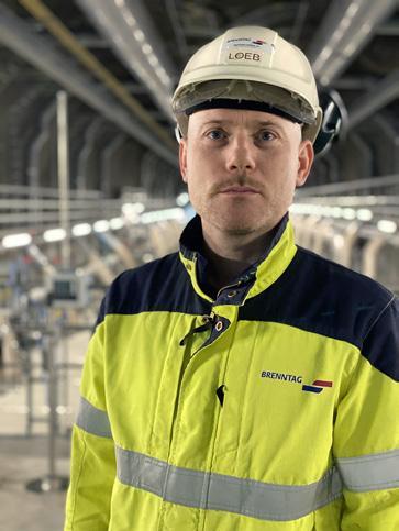Page 33 of Brenntag Nordic erbjuder produkter och service inom vattenrening