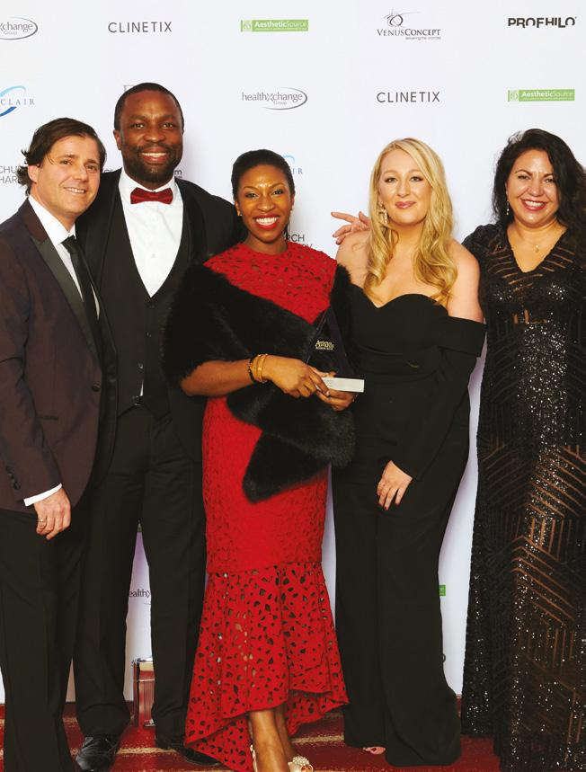 Page 47 of Register for the Virtual Aesthetics Awards
