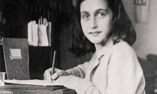 Page 13 of TARE Tours Travelling Display on Anne Frank