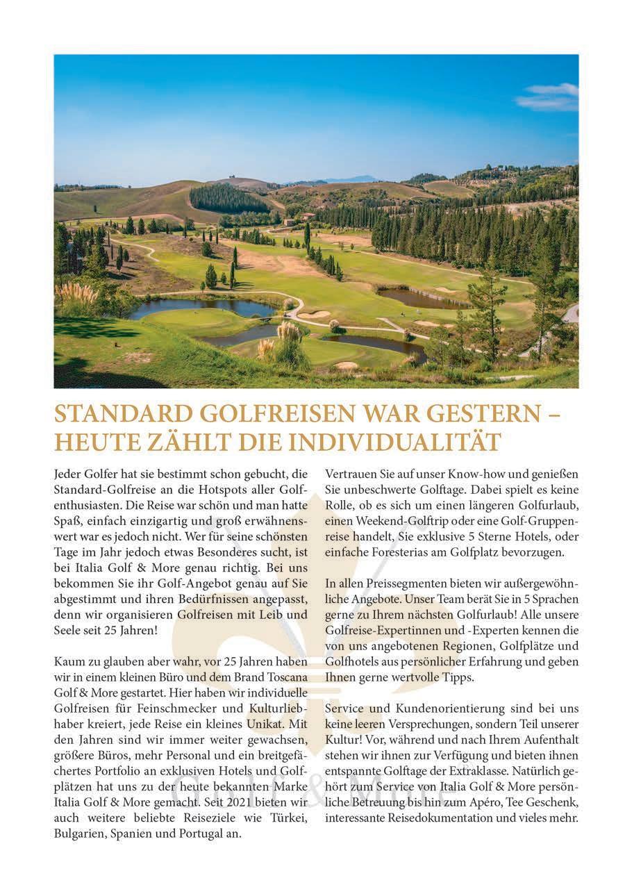Page 38 of GolfDates - Hotelempfehlungen